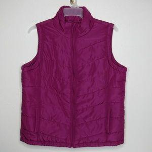 Jason Maxwell Outerwear Women's Puff Vest